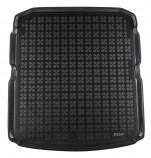 Резиновый коврик в багажник Skoda Superb 2015- Liftback Rezaw-Plast