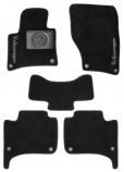 Коврики в салон Volkswagen Jetta 2005-2010 текстильные (Premium)