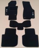 Коврики в салон Volkswagen Passat B7 2010- (USA) текстильные