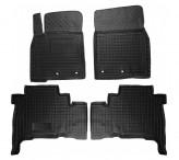Резиновые коврики Lexus LX 570 2012-