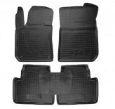Резиновые коврики Peugeot 308 2013- (Универсал) AvtoGumm
