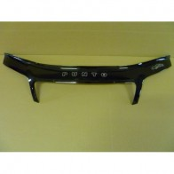 Дефлектор капота Fiat Punto 2003-2010 Vip Tuning