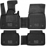 Резиновые коврики BMW i3 AvtoGumm