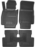 Резиновые коврики Mazda CX-3 2015- AvtoGumm