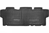 Резиновые коврики Peugeot Traveller (2-й ряд) 2016- AvtoGumm