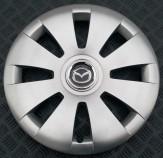 Колпаки Mazda 423 R16 (Комплект 4 шт.) SKS (с эмблемой)