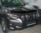Sim Дефлектор капота Toyota Land Cruiser Prado 150 2017-
