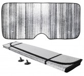 Шторка солнцезащитная 130х60 см
