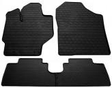 Резиновые коврики Toyota Yaris 2011-14-