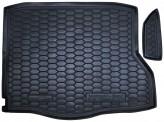 Резиновый коврик в багажник Mercedes CLA-class (C117) 2013- AvtoGumm