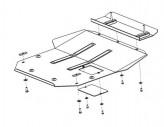 Кольчуга Защита двигателя, коробки передач, радиатора Chrysler Sebring