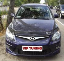 Дефлектор капота Hyundai i30 2007-2012 Vip Tuning
