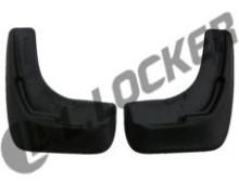 Брызговики передние Citroen C4 (10-) hatchback L.Locker