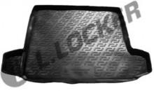 Коврик в багажник Citroen C5 sedan (08-) L.Locker