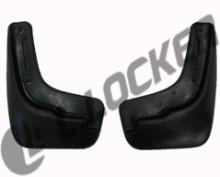 Брызговики передние Daewoo Gentra II (13-) L.Locker