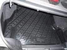 L.Locker Коврик в багажник Daewoo Nexia