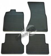 Резиновые коврики Audi A6/A7 2011- (C7) Gumarny Zubri