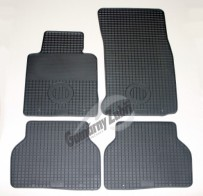 Резиновые коврики BMW E46