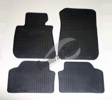 Резиновые коврики BMW E90