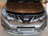 Дефлектор капота Nissan Murano 2008-2015 Sim
