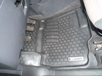 L.Locker Глубокие резиновые коврики в салон Fiat Sedici (05-)