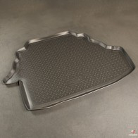 Резиновый коврик в багажник Toyota Camry 06-11 V3.5 Unidec