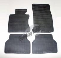 Резиновые коврики BMW E60