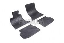 Резиновые коврики BMW F10 Rigum
