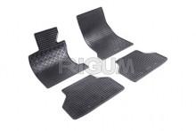 Резиновые коврики BMW X3 (E83) 2006-2010 Rigum