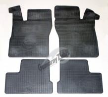 Резиновые коврики Daewoo Nexia