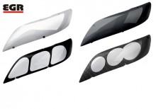 Защита фар прозрачная KIA SORENTO 2009-2013