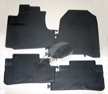 Резиновые коврики Honda CR-V 06-12 Gumarny Zubri