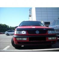 Дефлектор капота Volkswagen Passat B4 1993-1997 Vip Tuning