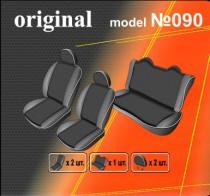 Чехлы на сиденья Chevrolet Aveo HB Sedan (T200) 2002-2008 EMC