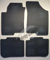 Резиновые коврики KIA Carens 2007-2013