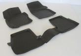 Глубокие резиновые коврики в салон Ford Focus III 2011- L.Locker