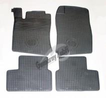 Резиновые коврики Opel Vectra B Gumarny Zubri