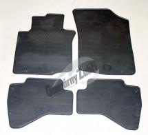 Резиновые коврики Peugeot 107 Citroen C1 Gumarny Zubri