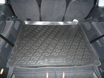 Коврик в багажник Ford Galaxy 2006-2015 L.Locker