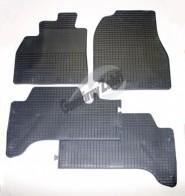 Резиновые коврики Toyota Land Cruiser 100