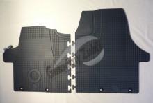 Резиновые коврики Volkswagen T5 T6