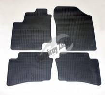 Резиновые коврики Hyundai i20 2008-