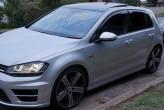 Ветровики VW Golf 7 HB 5-ти дверный