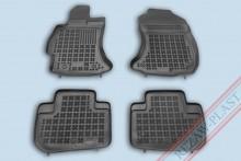 Резиновые коврики глубокие Subaru Forester 12- Rezaw-Plast