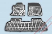 Резиновые коврики глубокие Honda Civic sedan 2005-2012 Rezaw-Plast