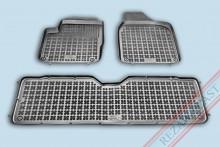 Глубокие резиновые коврики глубокие VW Sharan 1995-2010 Rezaw-Plast