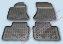 Резиновые коврики глубокие Opel Omega B