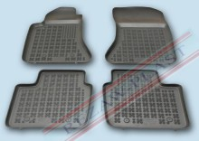 Резиновые коврики глубокие Opel Omega B Rezaw-Plast