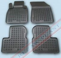 Резиновые коврики глубокие Nissan Micra 2010-