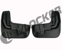 L.Locker Брызговики передние Honda Civic hatchback (11-)